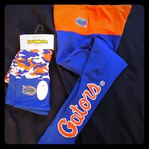 Florida gator leggings